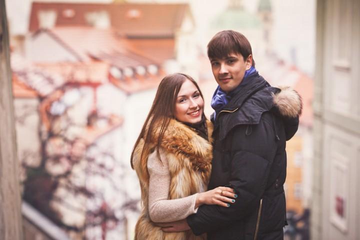 Катя и Лёша
