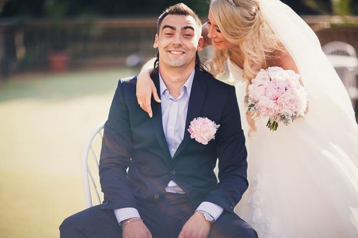 Свадьба во дворце Штирин. Юля и Сергей.