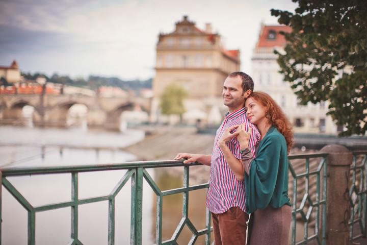 Юля и Миша